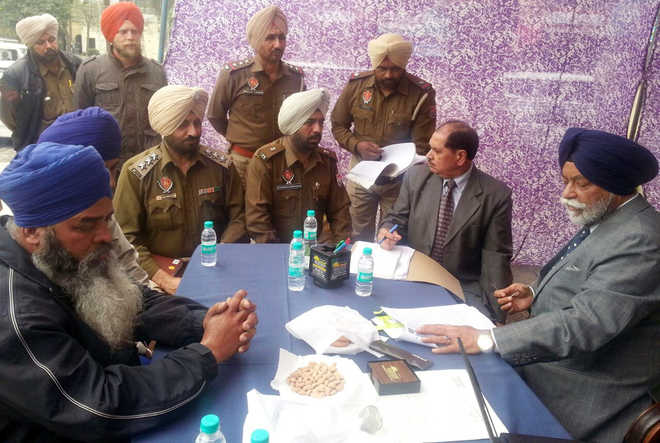 Ranjit Singh panel records statements of residents