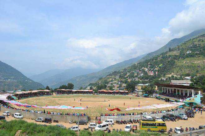 12 years on, Doda stadium project yet to complete