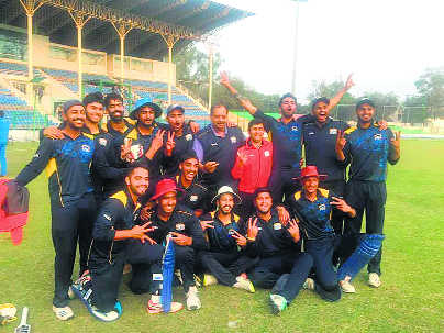 Punjab colts win U-23 title