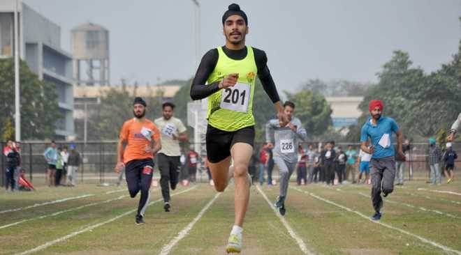 PAU athletics meet: Mehakpreet, Sehajdeep adjudged best athletes