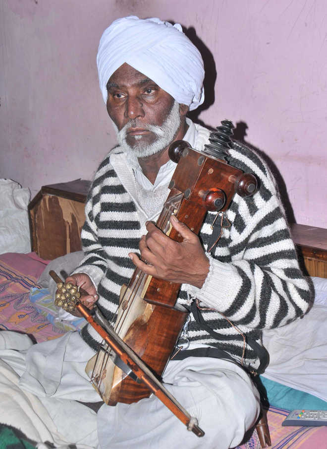Idu Sharif: A forgotten legend of Dhadi singing