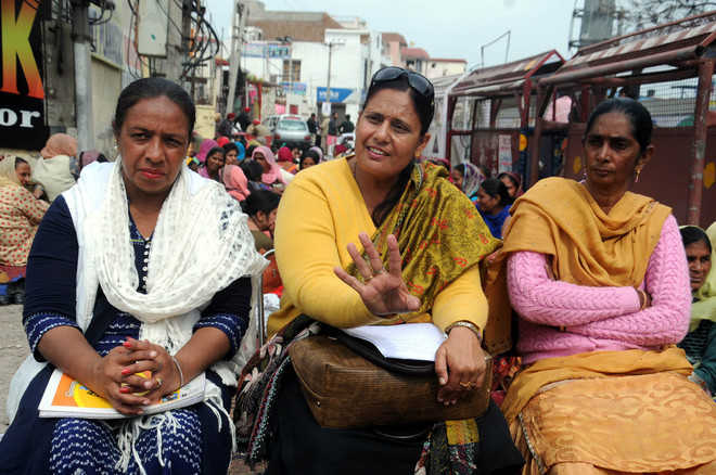 Anganwari workers to gherao Manpreet, wife