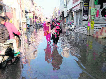 No sewerage, poor roads add to woes of Nabha residents