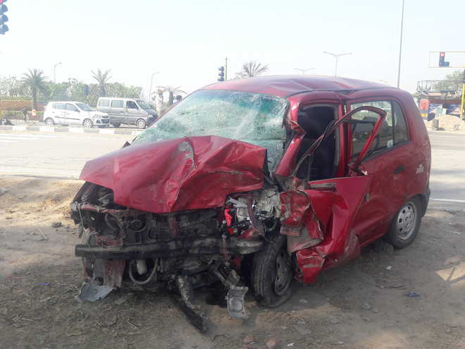 2 Zirakpur youths killed in accident