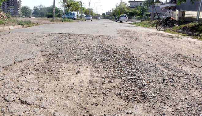 GMADA to spend  Rs 6 crore on roads in new sectors