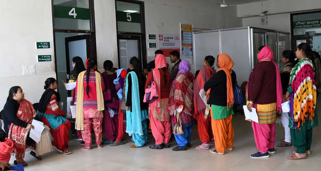 Staff crunch leaves patients at receiving end  in Mohali hospital