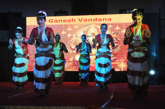Cultural events mark SSD Girls College's golden jubilee