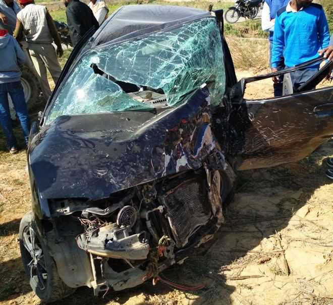 Four killed, 4 hurt in three mishaps