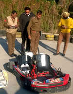 Woman dies as her hair gets entangled in go-kart