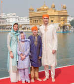 Trudeaus perform 'sewa' at Golden Temple