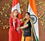 Canada supports strong, united India: Foreign Minister Freeland