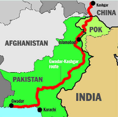 chinese prisoners working on cpec projects: pakistani lawmaker
