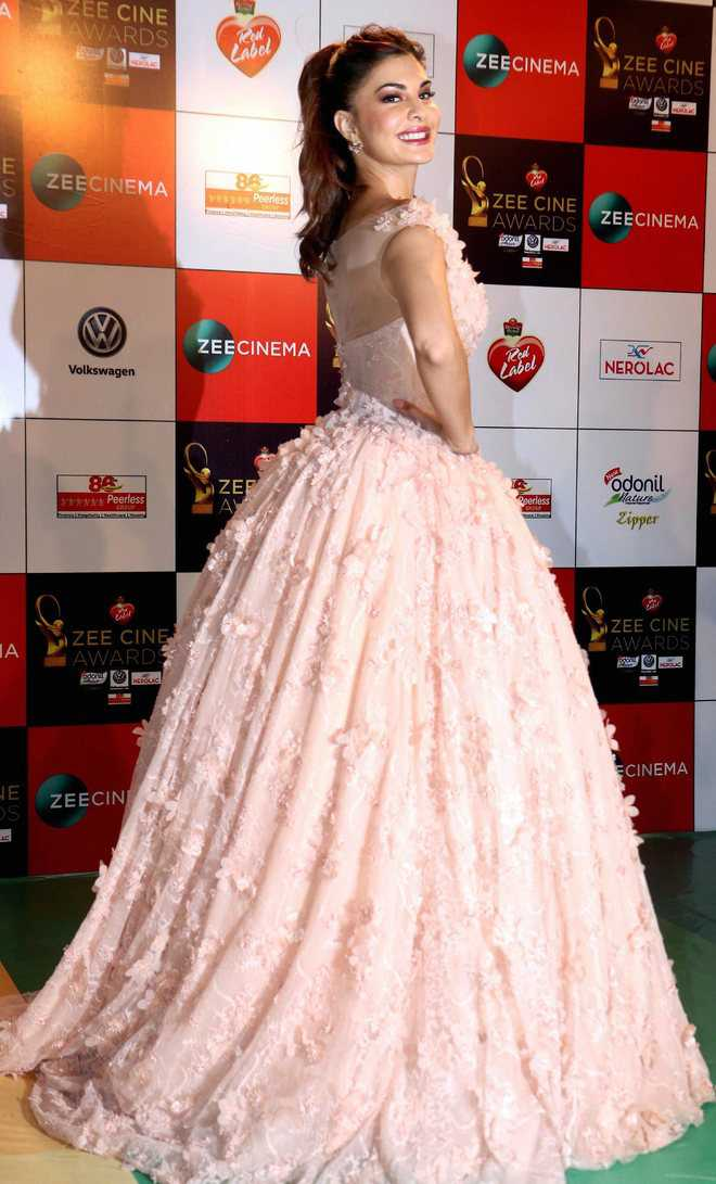 Entered B-town by chance: Jacqueline