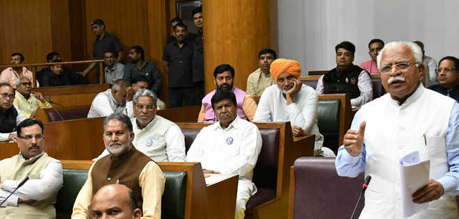 Don't use SYL as ladder to power, CM tells Opposition