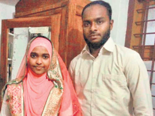 SC restores Hadiya's marriage, her 'right'