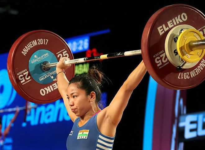 Weightlifters go offline ahead of CWG