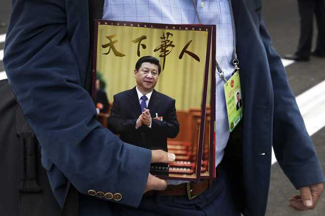Xi poised to become China's leader-for-life as Parliament set to remove term limit