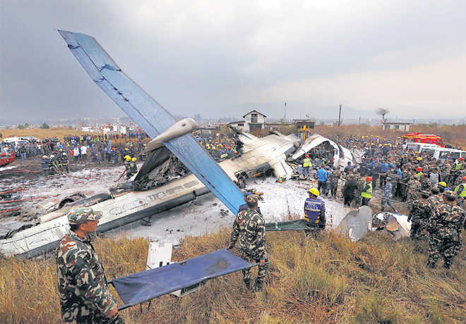 Kathmandu plane crash caused by possible confusion about runway?