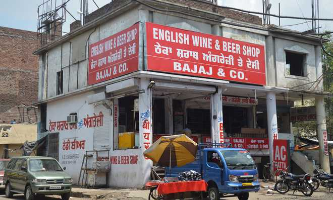 Punjab's excise policy slashes number of liquor vends