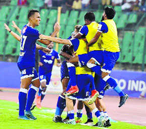 ISL: Chennaiyin beat Goa to set up title clash with Bengaluru