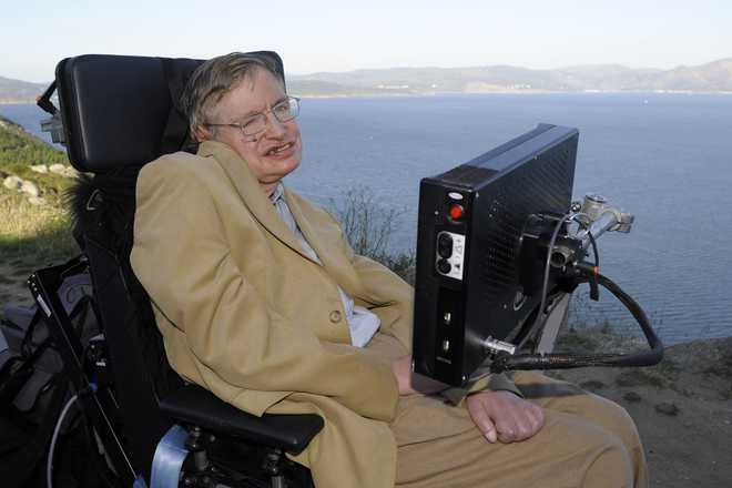 British scientist Stephen Hawking, who conquered the stars, dies at 76