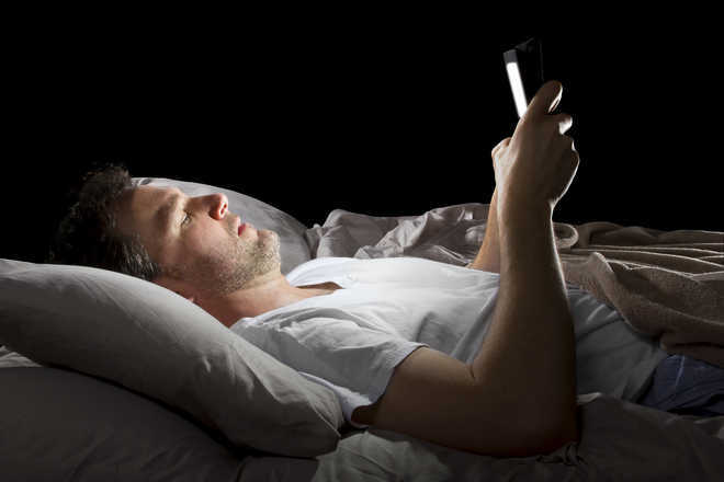 Indians loosing sleep over technology
