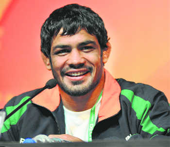 Sushil wants Oly gold, via CWG route