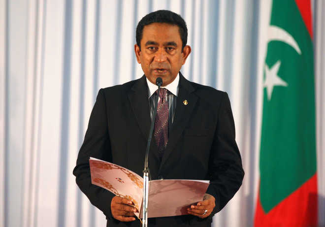 Maldives Prez Yameen lifts state of emergency after 45 days