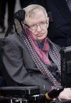 In Hawking's universe