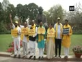 TDP continues to protest in Parliament for AP's special status