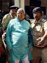 Lalu guilty in 4th fodder case; Mishra acquitted