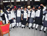 Punjab Assembly adjourned amid protests by SAD-BJP MLAs