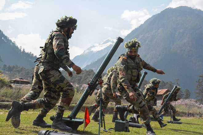 Fearing 'hot summer' along LAC, India ups patrolling in Arunachal