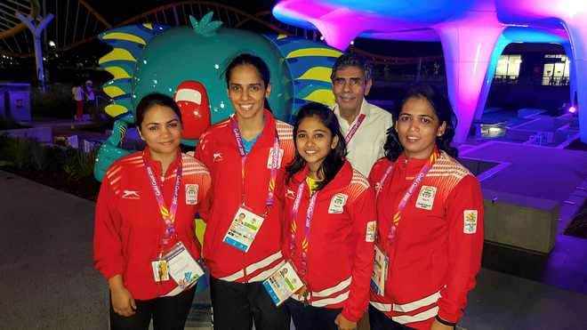 Athletes pull out of Commonwealth Games in India recommend