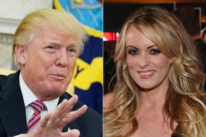 FBI seized documents of porn star Stormy Daniels with other bank records
