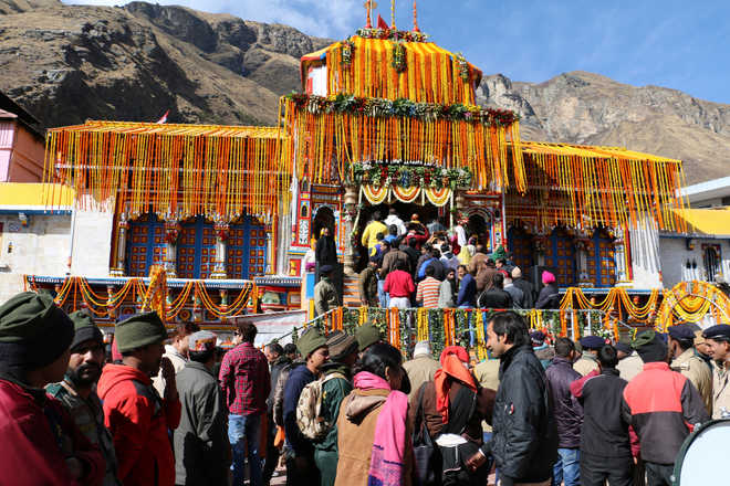 Rs 39-crore Central fund for Badrinath