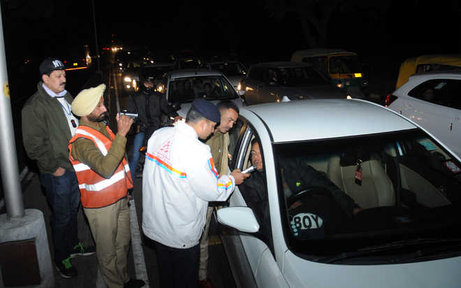 Drunken driving: Police drive keeps cab service providers in high spirits