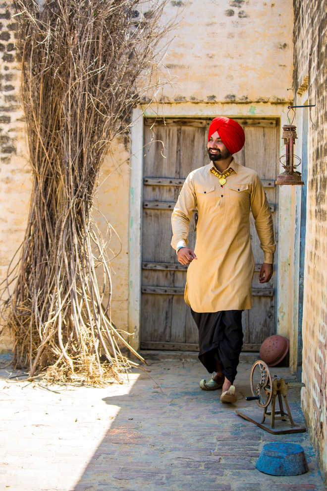 For Gurpreet Mann, sky is the limit