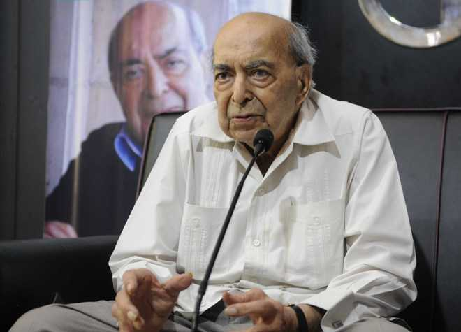 Noted journalist S Nihal Singh passes away