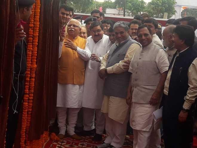 29 colonies in Panipat city to be regularised, says CM