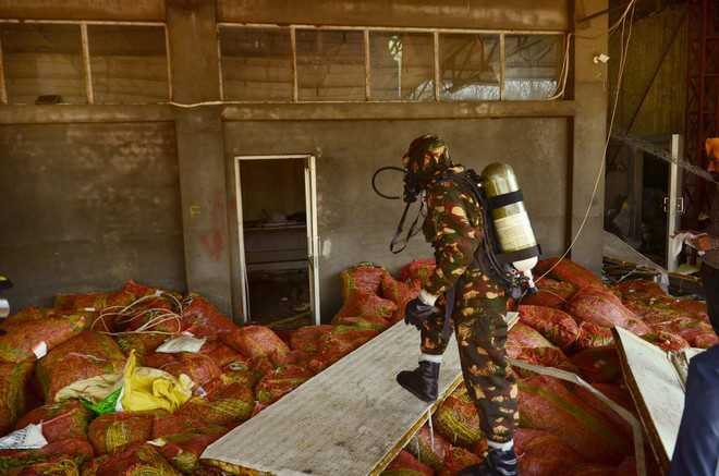 2 months on, no relief for factory blast victims' kin