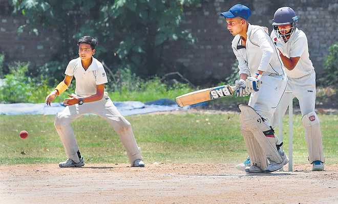 Rupnagar in command on Day 1