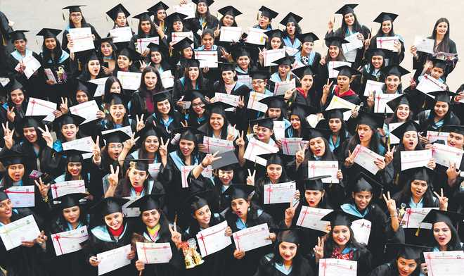 200 students conferred degrees