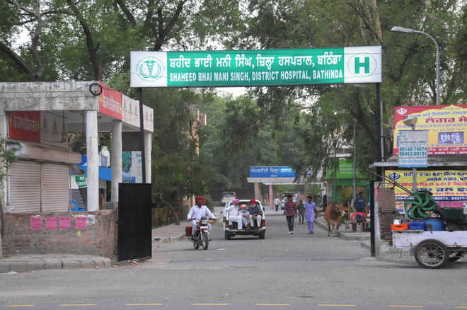 Patients of Civil Hospital can get diagnostic tests done at Advanced Cancer Institute