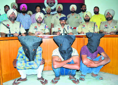 With arrest of three, police claim murder cases cracked