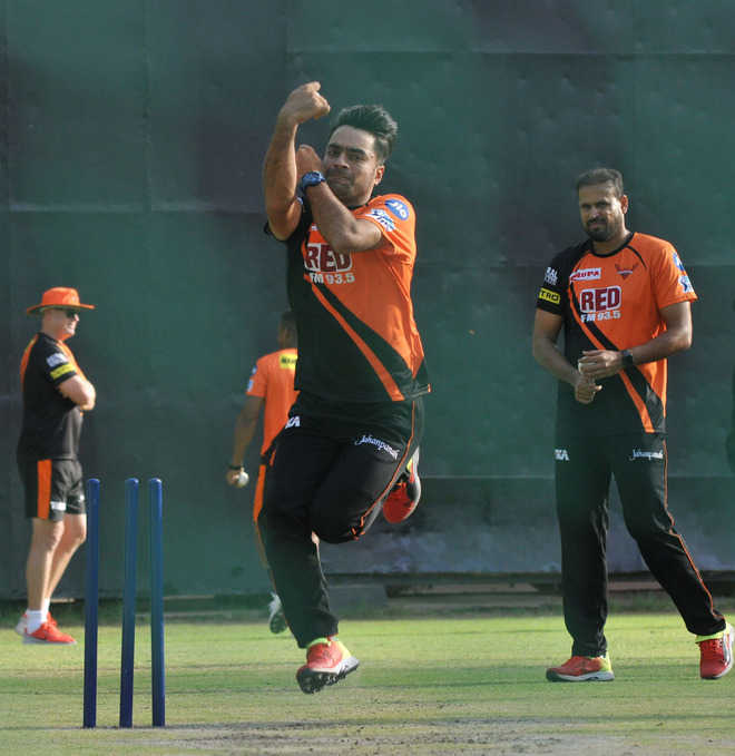 Kings out to stop rising Hyderabad