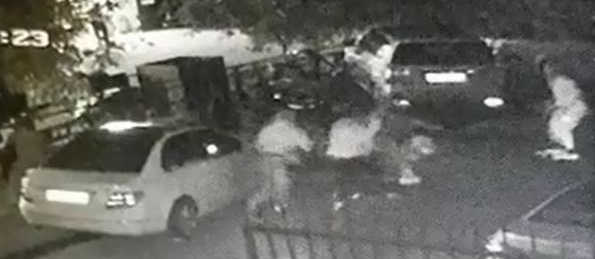 Police scrutinise CCTV footage to look for clues