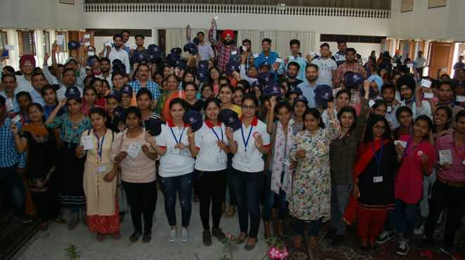 College, PU students to help patients at PGI