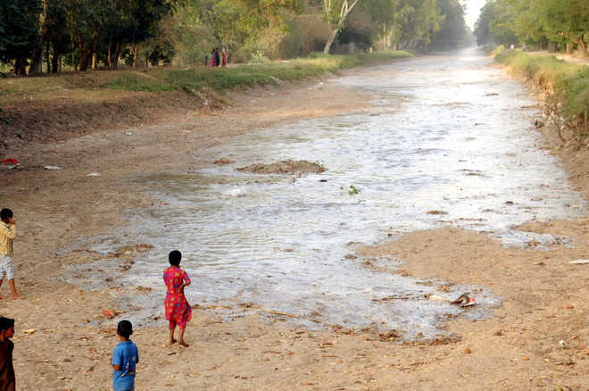 Scarcity to end soon as water released into canal