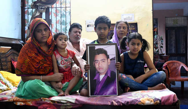 Kin of mishap victims await justice
